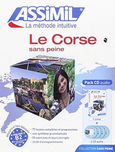 Le Corse sans Peine ; Livre + CD Audio (x3) par Marchetti P