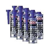 8x LIQUI MOLY 5153 Pro-Line Benzin-System-Reiniger Kraftstoff Additiv 500ml