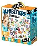 Headu Alfabetiere 3D Montessori, IT20362