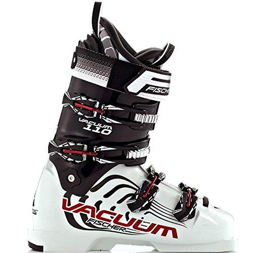 FISCHER Vacuum.110 weiss - 28/5 (Racing Herren-ski-stiefel)