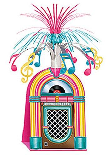 50er Jahre rock n Roll Jukebox Tabelle Herzstück