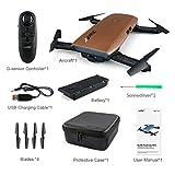 Kalttoy JJRC H47 Elfie Selfie 720 P WiFi Kamera Faltbare Tasche Drone Mini FPV Quadcopter