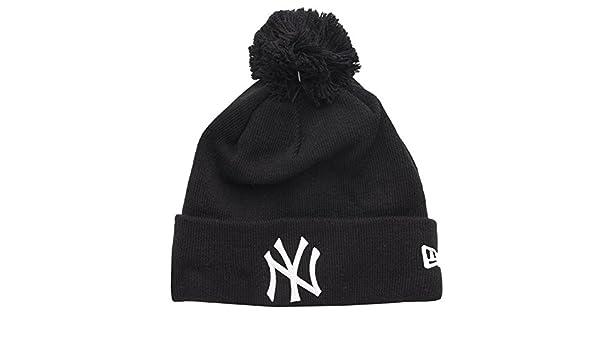 acb35d062fb New Era Unisex-adult s New York Yankees Bobble Hat - One Size
