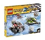 LEGO World Racers 8863 - Schneesturm in der Antarktis - LEGO