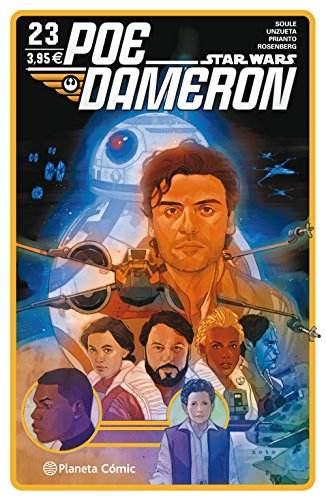Star Wars Poe Dameron nº 23 (Star Wars: Cómics Grapa Marvel)