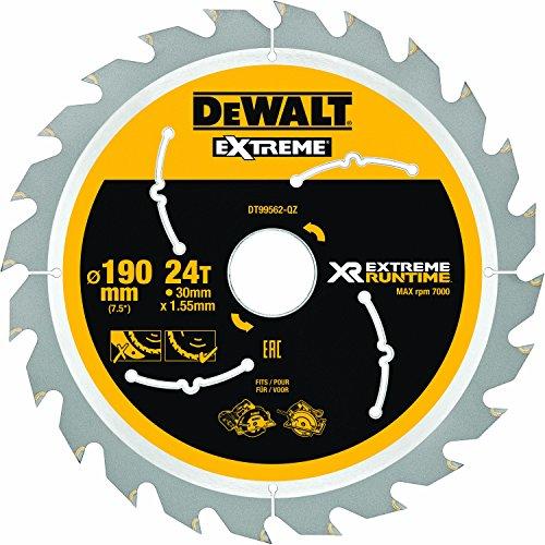 DEWALT-DT99562-190-mm-x-30-mm-x-24-T-XR-Extreme-Runtime-Circular-Saw-Blade-YellowBlack