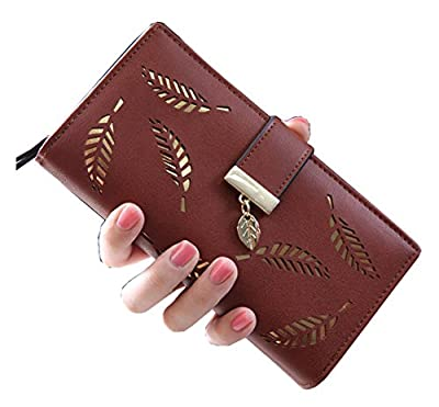 Keshi Pu Nouveau style portefeuille femme