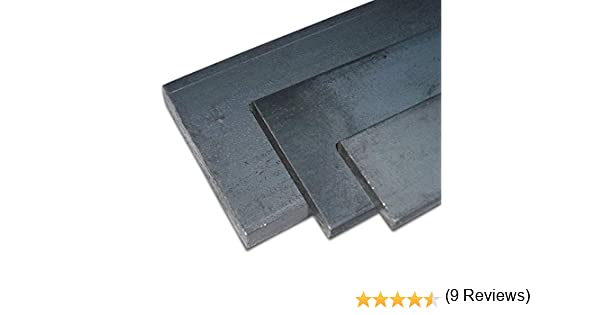 ST 37 Plaque en acier plat lamin/é Noir 0 //-3 mm B/&T S235JR+AR dimensions 500/mm