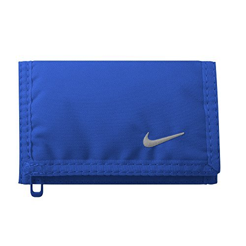 Nike Erwachsene Basic Wallet Geldbeutel, Game royal/White, One Size