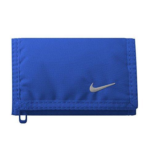 Nike Unisex nk002Basic Geldbörse, Blau, One Size