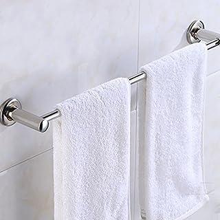 Asnlove Towel Holder Bathroom Wall Mounted Stainless Steel Shelf Rack Towel Bar