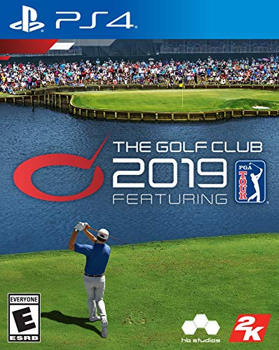 GOLF CLUB 2019 FEATURING PGA TOUR - GOLF CLUB 2019 FEATURING PGA TOUR (1 GAMES) (4 Spiele Golf Playstation)