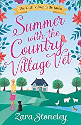 Summer with the Country Village Vet (The Little Village on the Green, Book 1)
