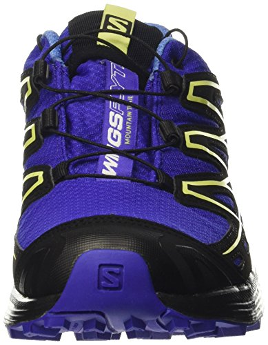 Salomon Wings Flyte GORE-TEX Women's Chaussure Course Trial - SS16 blue