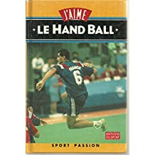 J'aime le hand ball