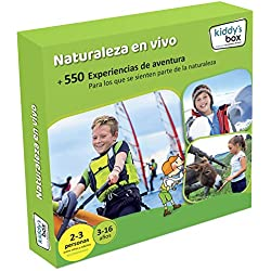 Caja regalo infantil Naturaleza En Vivo Kiddy's Box
