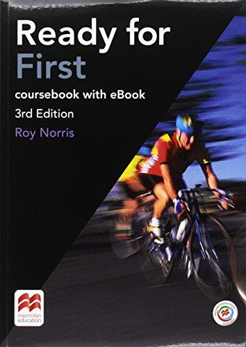 Ready for first. Student's book-No key-Workbook-No key. Per le Scuole superiori. Con espansione online. Con CD-Audio