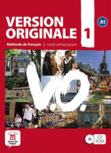 Preisvergleich Produktbild Version originale A1: Guide pédagogique (CD-ROM)