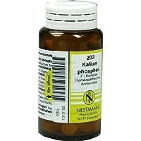 KALIUM PHOSPHORICUM F KOMPLEX Nr. 203 Tabletten 120St preisvergleich bei billige-tabletten.eu