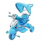 Triciclo Passeggino Vespina Esclusiva Farano Store Manico Direzionabile e Parasole