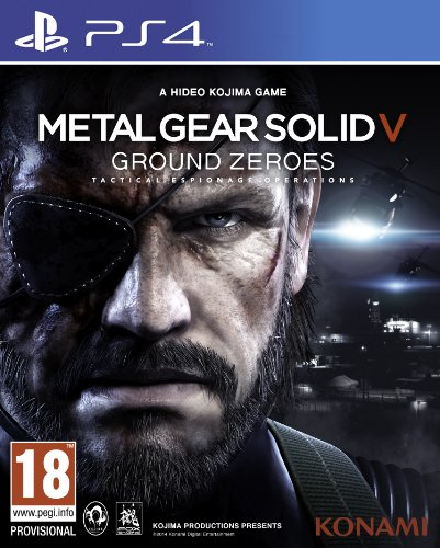 Metal Gear Solid V: Ground Zeroes (PS4) [Importación Inglesa]