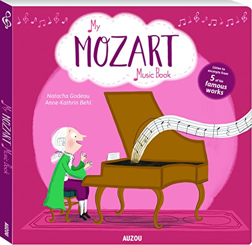 My Mozart Music Book (My Music Book)