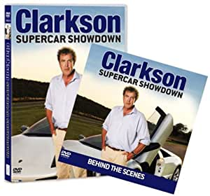 Clarkson : Supercar Showdown - With Limited Edition Bonus DVD 'Clarkson Behind The Scenes' (Exclusive To Amazon.co.uk)