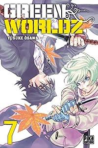 Green Worldz Edition simple Tome 7