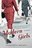 Front cover for the book Modern Girls by Jennifer S. Brown