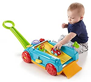 Fisher Price Rock 'N Roll Wagon, Multi Color