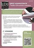 Lire le livre Droit administratif Procédure administrative gratuit