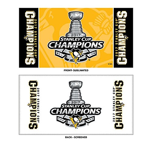 Wincraft Pittsburgh Penguins 2017 Stanley Cup Champs Locker Room Towel
