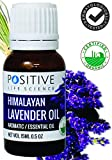 #9: Positive Himalayan Lavender Oil for Aroma Therapy Skin and Hair - 15 ml