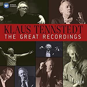 Klaus Tennstedt : The Great EMI Recordings (Coffret 14 CD)