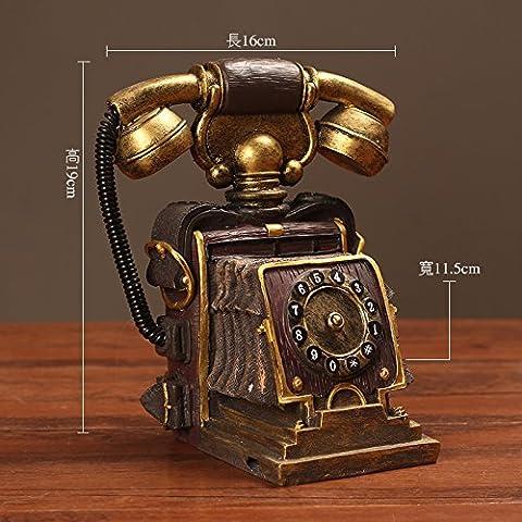 HOOM-Telefon Ornamente kreative Dekoration Produkte,