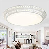 American Country minimalista moderno restaurante luz de techo de vidrio pasillo de entrada de luz de