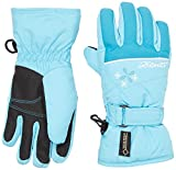 Ziener Kinder Laber Gtx(R) Glove Junior Skihandschuh, Blue Aqua, 5