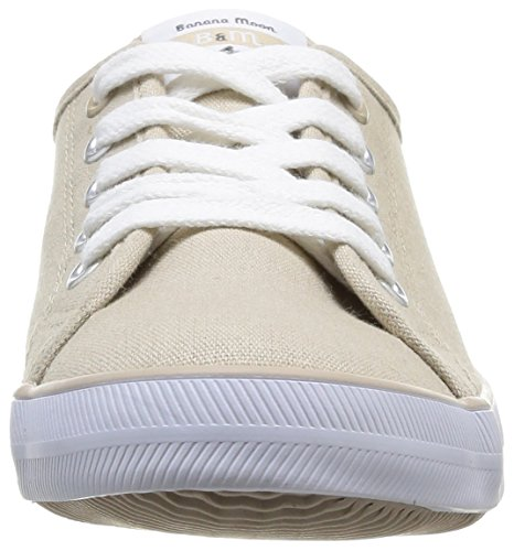 Banana Moon Chelsey, Baskets mode femme Beige