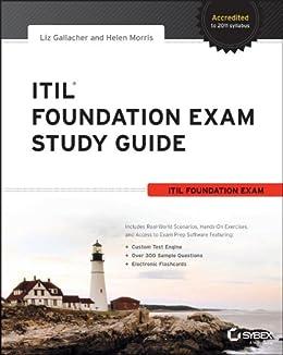 ITIL Foundation Exam Study Guide de [Gallacher, Liz, Morris, Helen]