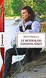 Le retour du colonel Grey par Dickson