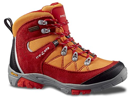 Trezeta Shoes Cyclone WP JR Enfant Red-Orange -38