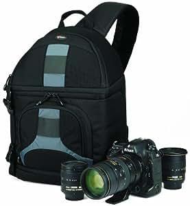 Lowepro Slingshot 200 AW SLR-Kamerarucksack grau-schwarz