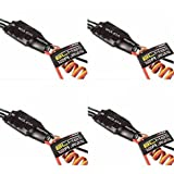 4 PCS Emax 12A Speed Controller ESC with BLHELI For FPV QAV250 Mini Quadcopter