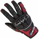 Spada moto Textile gants MX-Air rouge