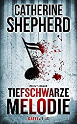 Tiefschwarze Melodie (Zons-Thriller 5) (German Edition)