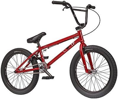 Wethepeople Curse 2016 - Bicicleta de BMX, color rojo, talla 20.25