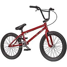 "Wethepeople Curse 2016 - Bicicleta de BMX, color rojo, talla 20.25"""