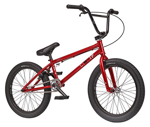 "wethepeople ""Curse 20"" 2016 BMX Rad - Metallic Red 