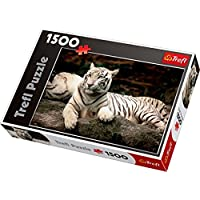 Trefl Puzzle Bengal Tiger (1500 Pieces)