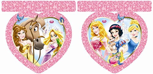 Disney Princess 2,6 m Tiere Party Banner (Princess Disney Dekorationen Geburtstag)